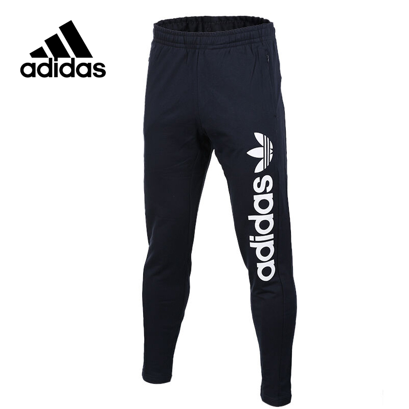 Original New Arrival Official Adidas Originals Light Pants Men's Full Length Pants Sportswear original new arrival official adidas neo women s knitted pants breathable elatstic waist sportswear