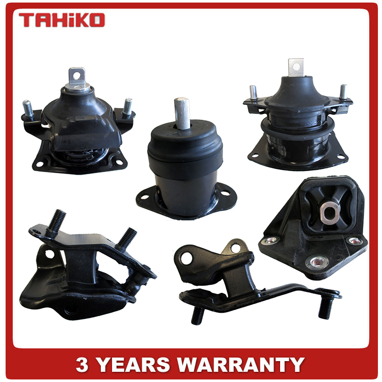 Engine Motor Mounts Kit For Accord Acura TSX Front Right 2.4 3.0 L