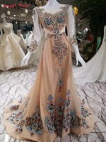 Angel Tree Top Design A Line Ever Pretty Dresses Full Beading Crystal Pattern Tailored Formal Long