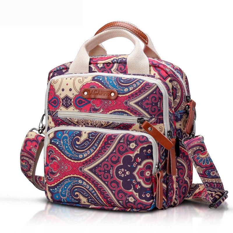 MIWIND 2017 nouveau sac à main de mode pour femme mignon fille sac fourre-tout dame toile sac à bandoulière femme grande capacité sac de loisirs TZM1136 - 4