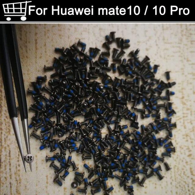 Original 14 pçs/lote Para Huawei Mate10 Parafuso prego aderência interna Para Huawei companheiro 10 pro