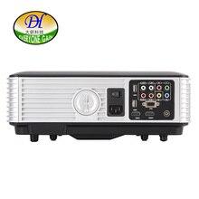 Todos Ganan DH-TL122 1280*800 1080 P LCD Proyector Digital Proyector 2800 Lúmenes HD Proyector Para El Entretenimiento En Casa Proyector