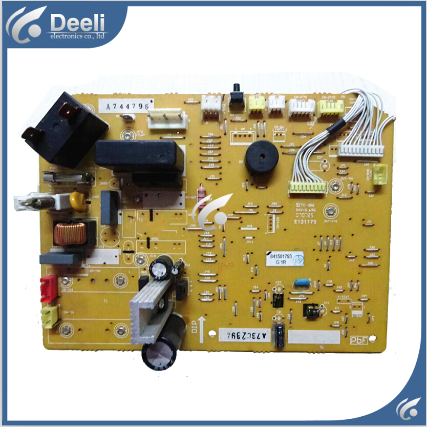 95% new good working for Panasonic air conditioning board A73C2394 A744796 control board 95% new