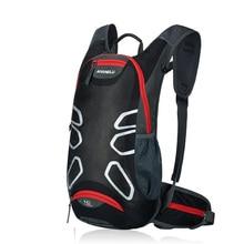 Motorrad Rucksack Atmungs Helm Tasche Rucksack Motorrad Wasserdichte Tasche Mit Regen Abdeckung