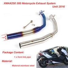 Xmax250 xmax300 Передняя звеньевая труба мотоцикла 51 мм выхлопная