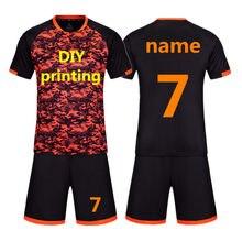 6f1e4cbea 2018 New profession Kids Soccer Jerseys Sets Survetement Football Kits  Adult Men Child Futbol Training Cheap