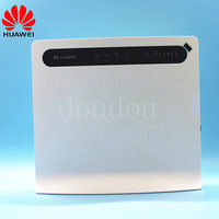 Unlocked Used Huawei Wireless Router B593 B593s 22 4G LTE WiFi Hotspot Router with SIM Card 4G Router PK E5186 B310