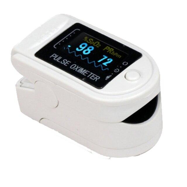 Fingertip pulse oximeter spo2 monitor pulse oximeter module 50D SPO2 and pulse rate fast delivery 3