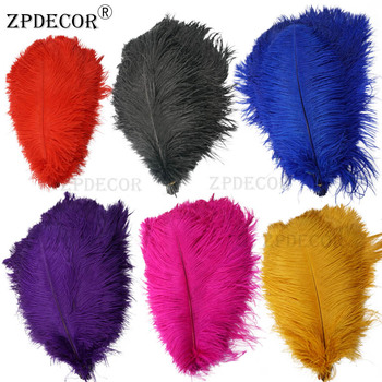 14-16 Inch  35-40CM Frist-Grade Ostrich Feathers for DIY Jewelry Craft Making