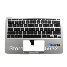 """New FOR Macbook Air 11"""" A1370 US TOP CASE & US keyboard & no toucpad 2010"""