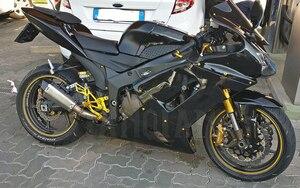 Image 4 - Cnc Universele Motorfiets Accessoires Kuip/Voorruit Bouten Schroeven Set Voor Suzuki 750 Katana 600 Katana SV650 Sv650s