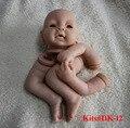 21 дюйм(ов) Возрождается Комплекты Мягкий Виниловый Детские Наборы Принцесса Арианна Малыша Reborn Doll Kits For Doll Parts Toys Аксессуары DK-12