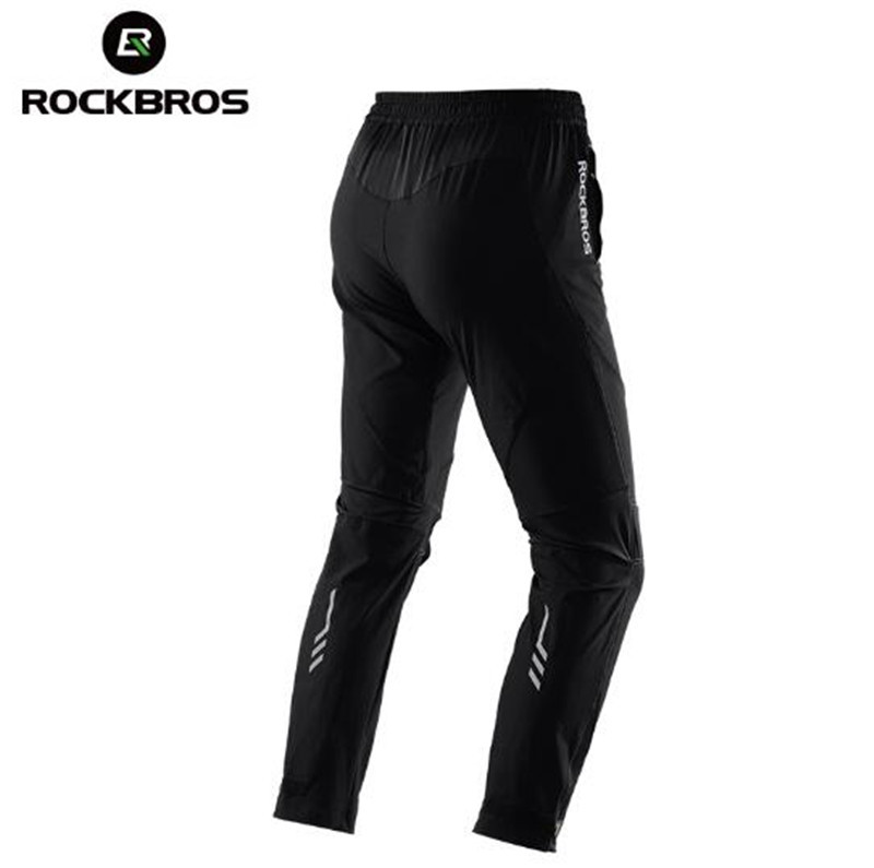 ROCKBROS Men Women Cycling Pants Sports Pants Spring & Summer Riding Quick Dry Running Riding Pants Cycling Equipment
