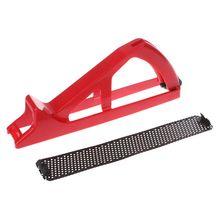 Płyty gipsowe struganie pilników ściennych trymer do cięcia płyt gipsowo kartonowych narzędzie do wykańczania krawędzi ściernych