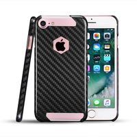 Hot Selling Products Luxury Case Real Carbon Fiber Case Cover For IPhone 8 8 Plus 7