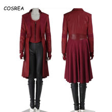 Popular Scarlet Witch Costume Buy Cheap Scarlet Witch