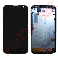 For HuaWei Ascend G730 G730 T00 G730 U00 LCD Screen Display With Touch Screen Digitizer Frame