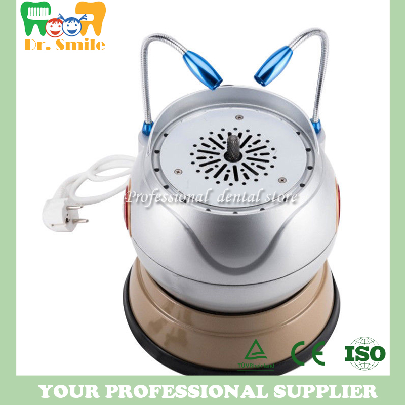 Rotatable Dental Lab Equipment BALL TYPE ARCH TRIMMER rotatable plaster model trimming machine with LED light