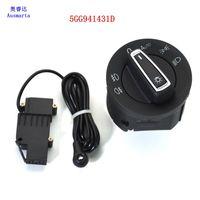 OEM Volkswagen Auto Headlight Light Sensor Module Automatic Switch Control VW Golf 7 MK7 MKVII Octavia