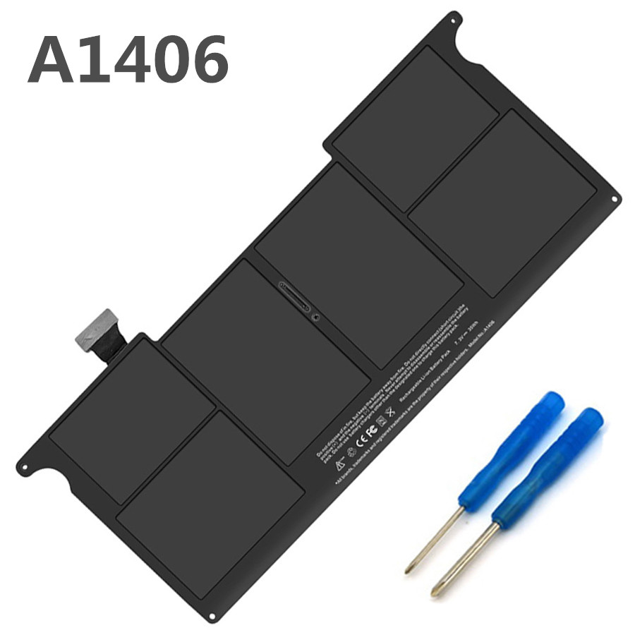 35Wh Marke Neue Laptop <font><b>Batterie</b></font> A1406 für Apple <font><b>Macbook</b></font> <font><b>Air</b></font> <font><b>11</b></font>