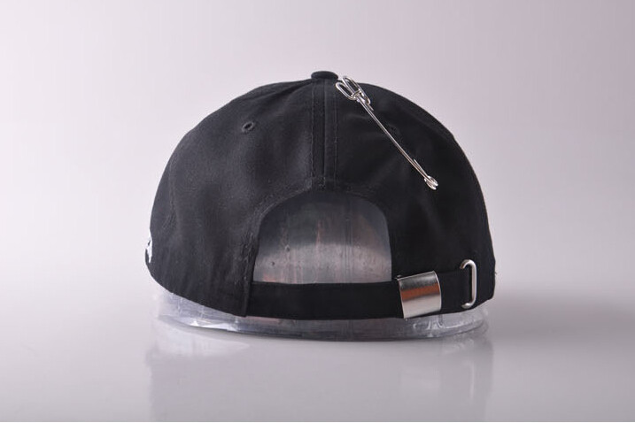 new-suede-cap-in-stock-Gd-unisex-solid-Ring-Safety-Pin-curved-hats-baseball-cap-men (3)