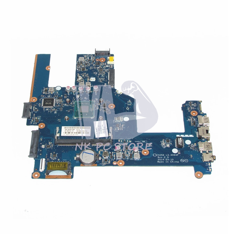 NOKOTION 788287-501 788287-001 For Hp 15 15-R 15T-R 15-S Laptop Motherboard ZSO50 LA-A994P DDR3 N3540 CPU Full tested 764103 501 764103 001 main board for hp compaq 15 15 r 15t r 15 s laptop motherboard zso50 la a994p sr1w2 n3530 cpu ddr3