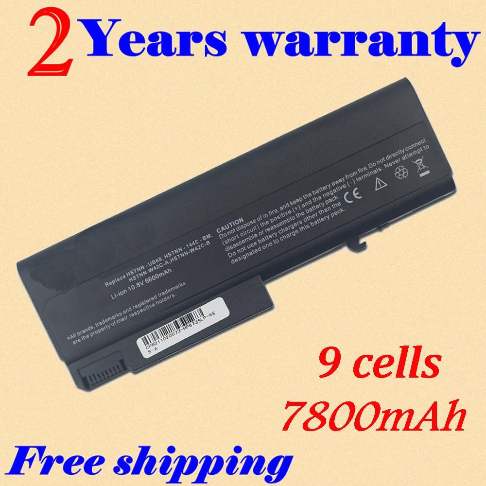 JIGU Laptop battery for HP 482962-001 HSTNN-I45C 583256-001 6440b 6535 6550 HSTNN - UB68 for EliteBook 6930p 8440p for ProBook laptop battery for hp bl06xl hstnn db5d 722297 001 722236 171 elitebook folio 1040 g1