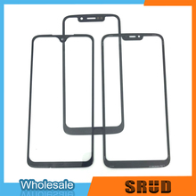 Laminated OCA LCD Outer Glass For Motorola G7 G7 Play G7 Power G7 Plus Front Outer Screen Glass Lens glass deco r g7