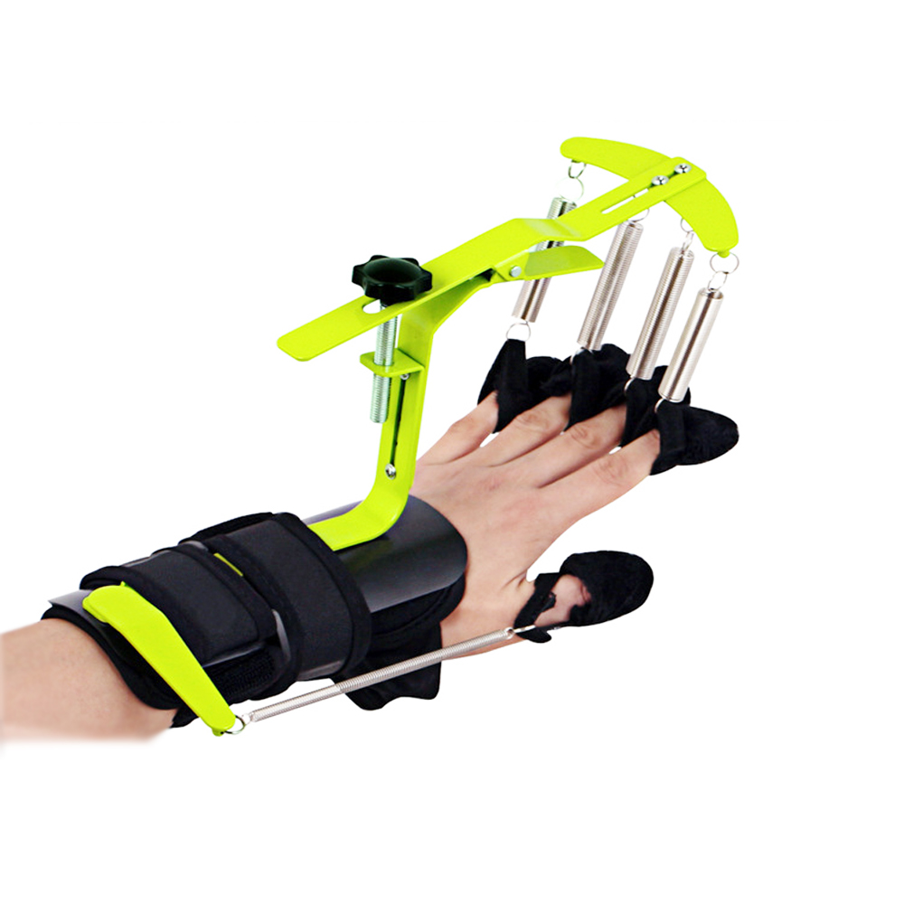 Hand Physiotherapy Rehabilitation Training Dynamic Wrist finger Orthosis for Apoplexy Stroke Hemiplegia Patients' Tendon repair все цены