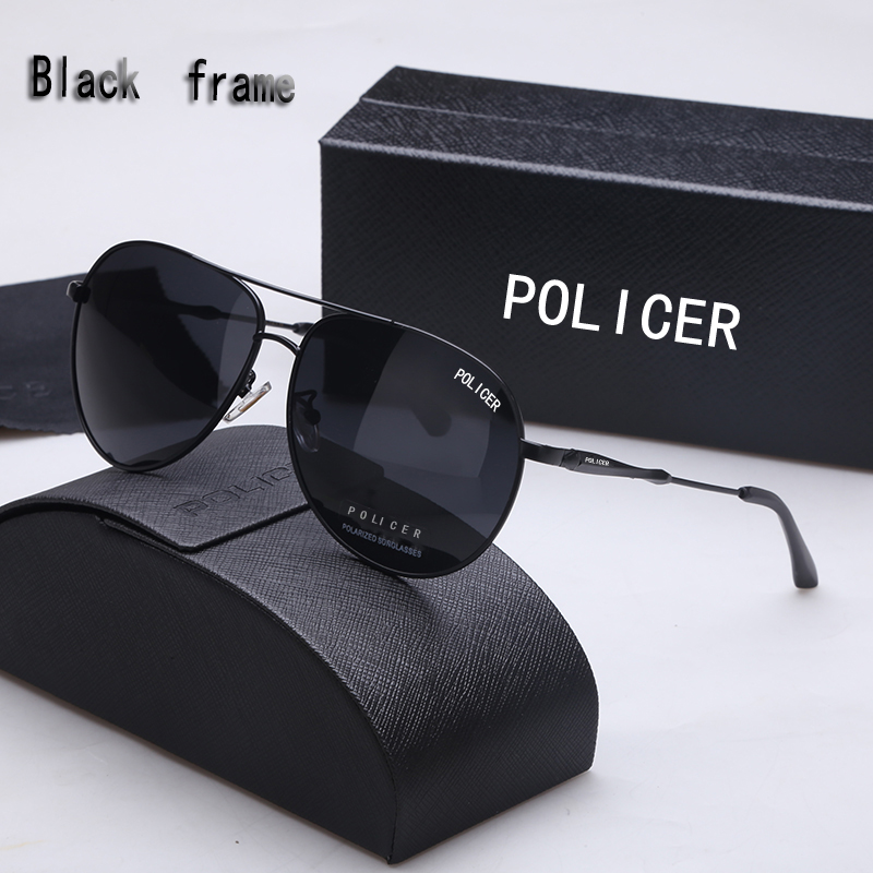 91adab8c5a5f6 ... glasses sunglasses 2018 new male personality trendsetter driver could  drive a car with 178 de confiança Óculos de sol fornecedores em POLICER  Store