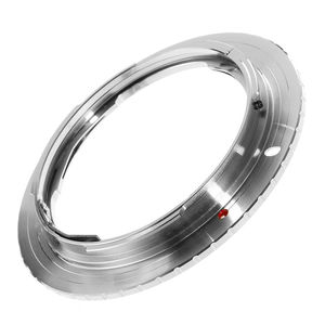 Image 4 - FOTGA Adapter Ring for Praktica PB Lens to Canon EF EF S 80D 70D 60D 700D 6D Camera