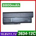 8800 mah batería del ordenador portátil para toshiba satellite pro 3000 c650 c660 C660D L510 L600 L630 L640 L650 L670 M300 T130 PS300C U400