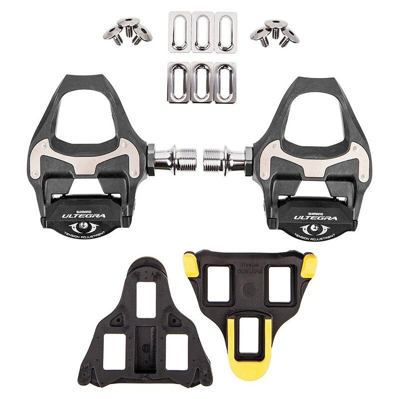 Composants de pédales SPD auto-bloquantes SHIMANO ULTEGRA UT PD R8000/6800 utilisés pour les pièces de vélo de route