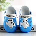 Kindstraum Children EVA Sandals 2017 Summer Style Cartoon Baymax Mules Casual Shoes for Boys & Girls, HJ182