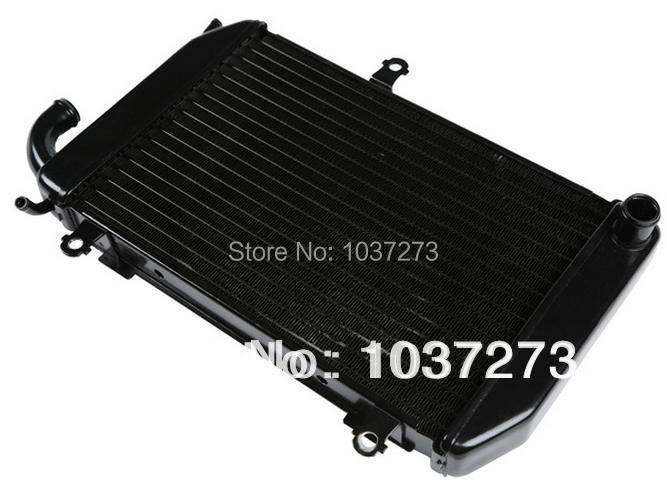 1x черный радиатор кулер охлаждения для Honda GL1800 ЛГ 2006-2011 2007 2008 2009 10