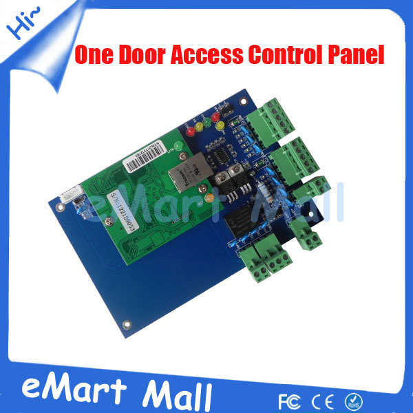 ФОТО Free shipping One door two way access control panel Weigand Access Control System