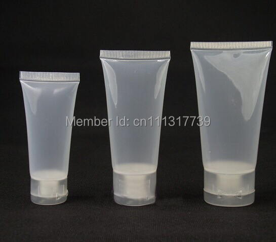 100 pcs 30ml Empty Tubes Clear Cosmetic Cream Lotion Containers 100 pcs 30ml Empty Tubes Clear Cosmetic Cream Lotion Containers