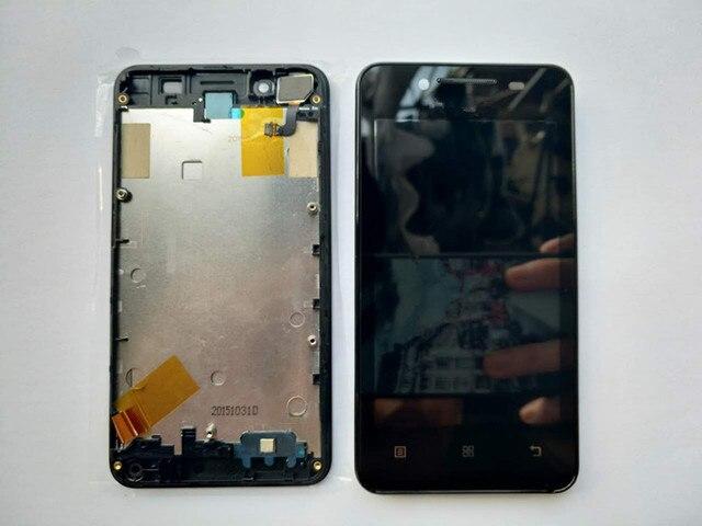 Teste LCD Dorigine Pour Lenovo A319 Affichage A Lecran Tactile Avec Le