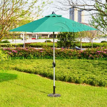 Алюминиевый уличный Зонт 27 метра типа 2 покрывает патио от