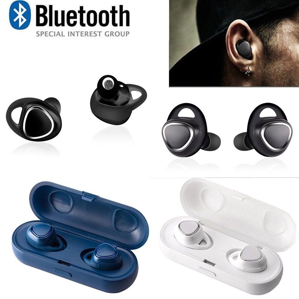 Pour Samsung Gear iConX SM-R150 écouteurs intra-auriculaires sans fil écouteurs sans cordon Sport sans fil Mini écouteurs