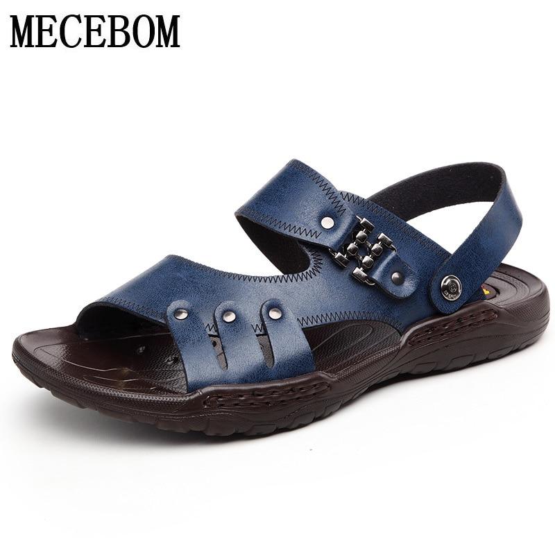 font b Men s b font brand beach font b Casual b font sandals Men