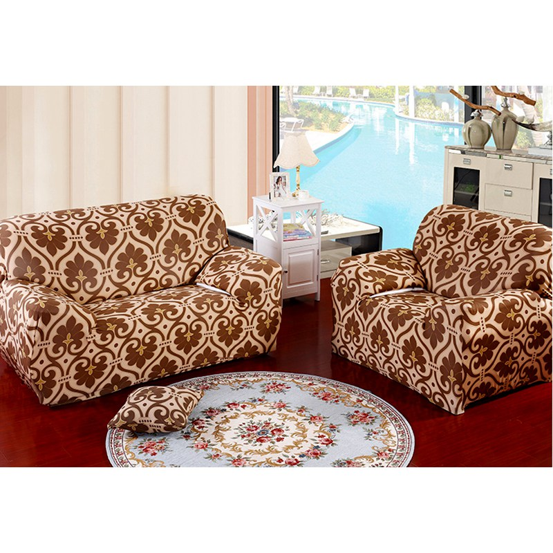 Heisser Verkauf Sofa Abdeckung Rutschfeste Schonbezug Stretch Couch Fr Wohnzimmer Schlafzimmer Capa Para