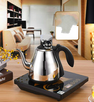 Automatic upper water electric kettle teapot tea set intelligent 304 Overheat Protection