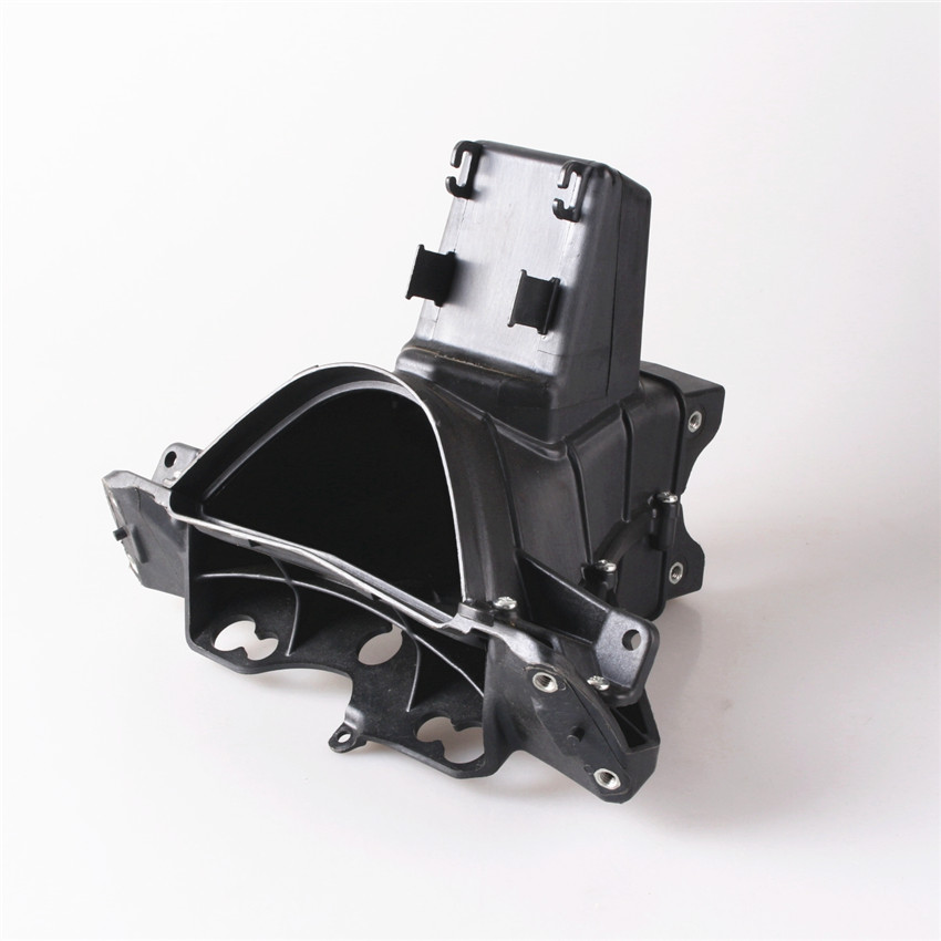 Upper Front Fairing Stay Headlight Bracket For Kawasaki NINJA ZX6R 2009-2012 2010 2011 Black special dvb t mpeg4 tv box tuners for ownice car dvd player the item just for our dvd