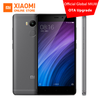 Original Xiaomi Redmi 4 Pro Prime 3GB RAM 32GB ROM Mobile Phone Snapdragon 625 Octa Core CPU 5.0