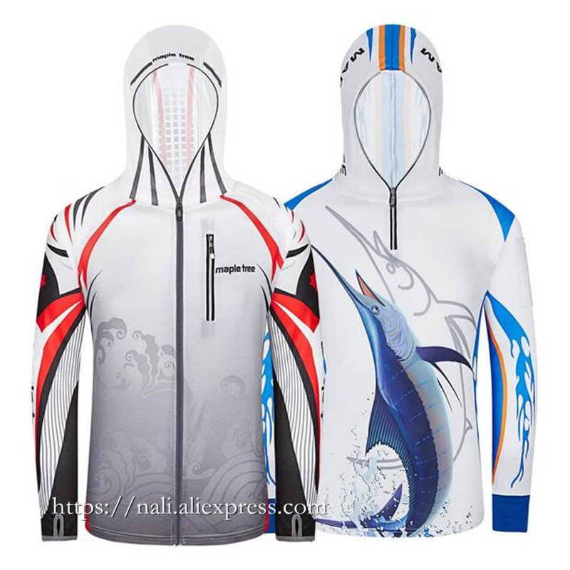 NEW 2018 Summer style Brand Men Professional Clothes Fishing Anti UV Anti mosquit Breathable Quick-drying hoodie Fishing Shirt 2018 new daiwa fishing clothing summer anti uv camouflage fishing clothes men s hooded jacket waterproof quick drying coat