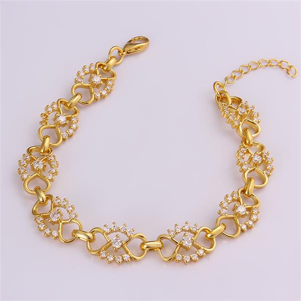 chain jewelry dainty bracelet pin geometric everyday plated gold delicate layered