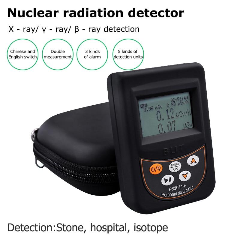 font b Geiger b font Counter Nuclear Radiation Dosimeter Beta Gamma X ray Y ray