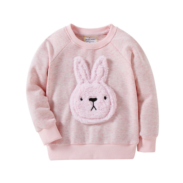 8d7658e12 2018 Fashion Cute Long Sleeve Autumn Spring T shirt For kids baby ...