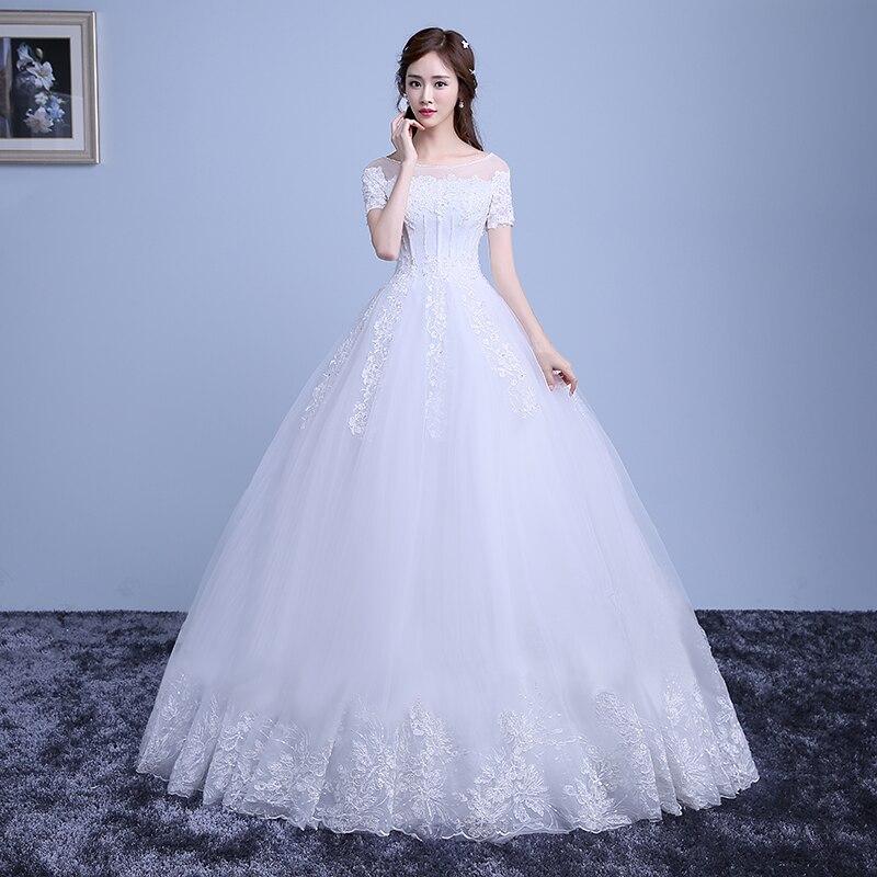 Plus Size Wedding Gown Patterns: Aliexpress.com : Buy Customized Plus Size Wedding Dress